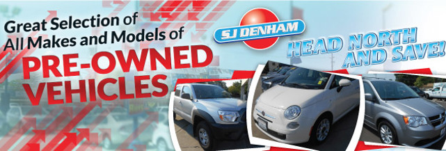Great Selection of All Makes and Models of Pre-Owned Vehicles